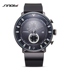 Sinobi Sports Quartz Chronograph - Diamond Wrist