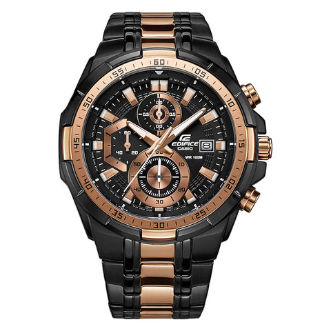 Casio Race Luxury Quartz - Diamond Wrist
