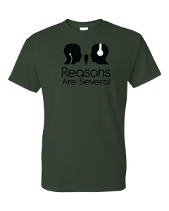 Reasons Are Several Short Sleeve T-shirt Basic
