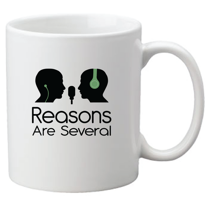 Reasons Are Several Mug