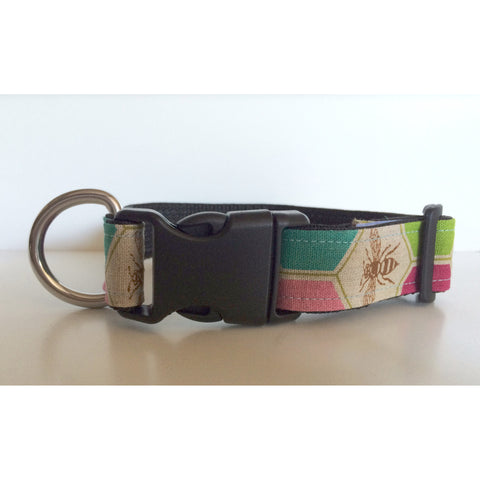 Honeycomb Dog Collar - BabyLuxDesign