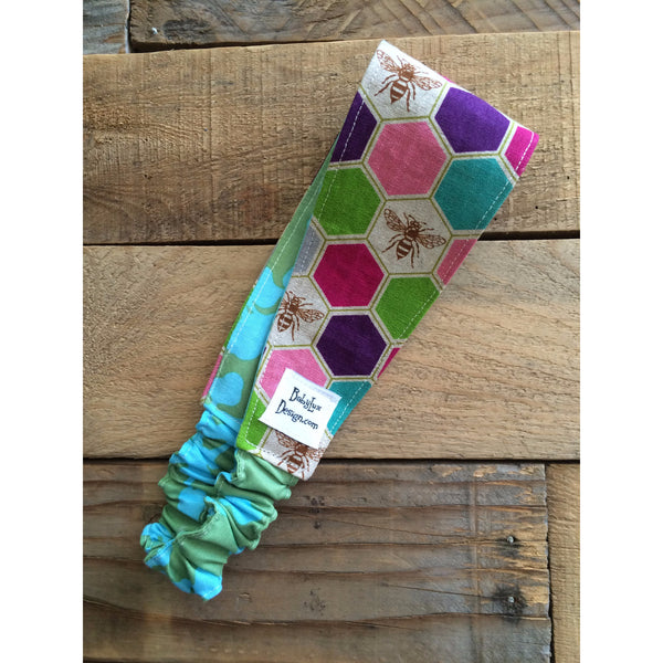 Honeycomb Headband - BabyLuxDesign