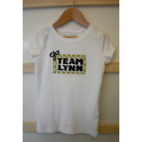 Custom Order Kid's T-Shirts & Skirts: Portfolio - BabyLuxDesign