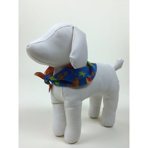 Baby Lux Design Surfs up Dog Handkerchief