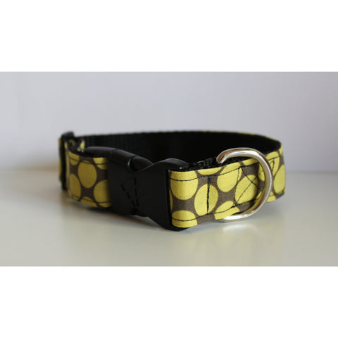 Polkadot Dog Collar - BabyLuxDesign