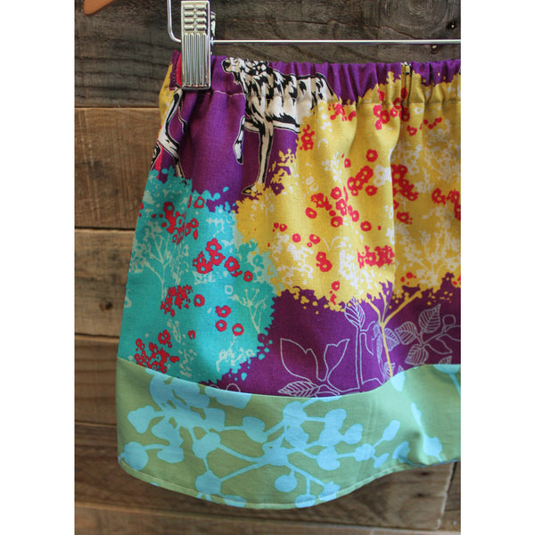 Safari Skirt - BabyLuxDesign