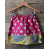 Scholar Skirt - BabyLuxDesign