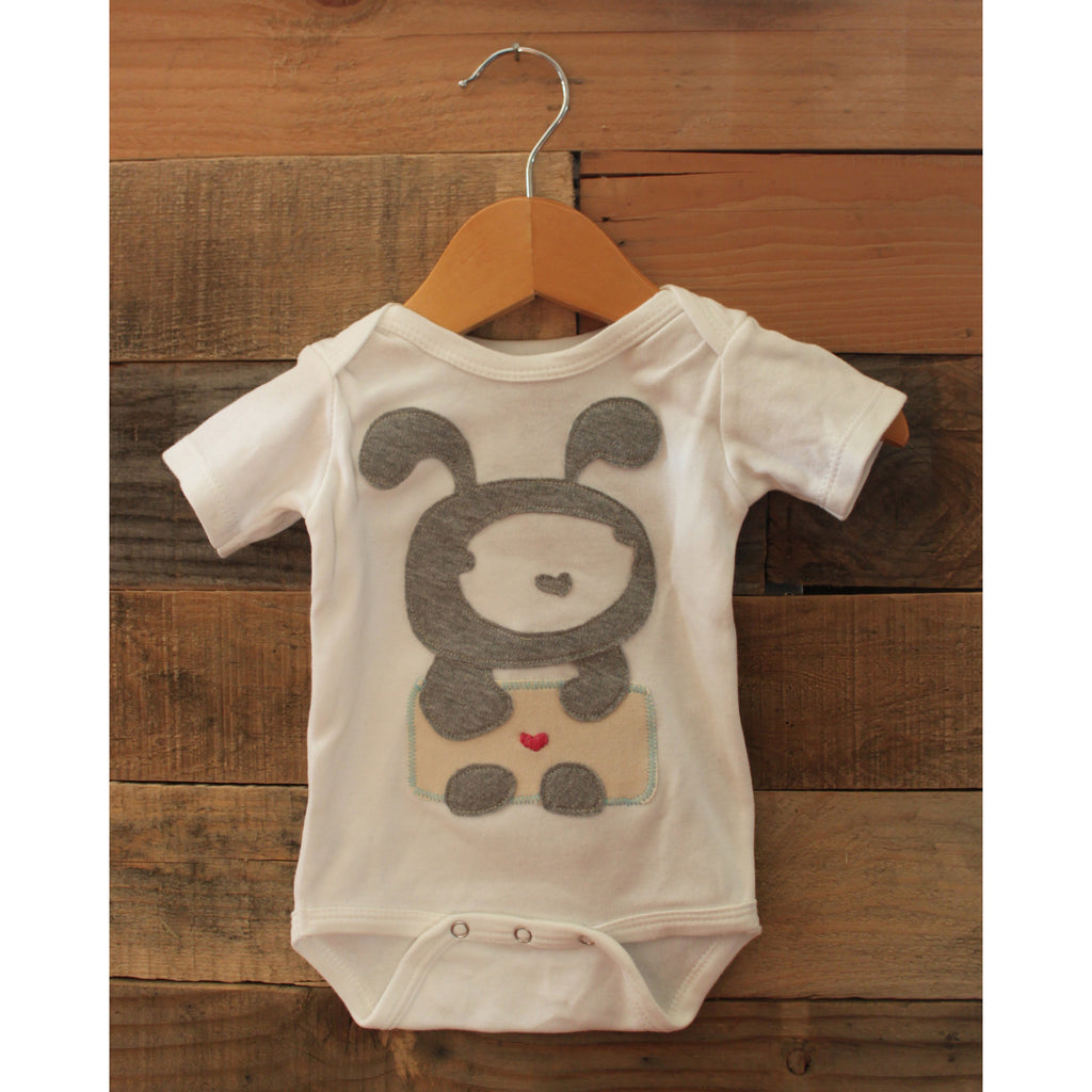 P.S. I love you Baby Onesie - BabyLuxDesign