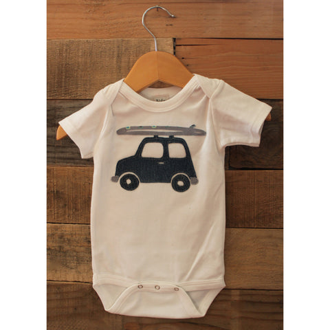 Mini Cruiser Baby Onesie - BabyLuxDesign
