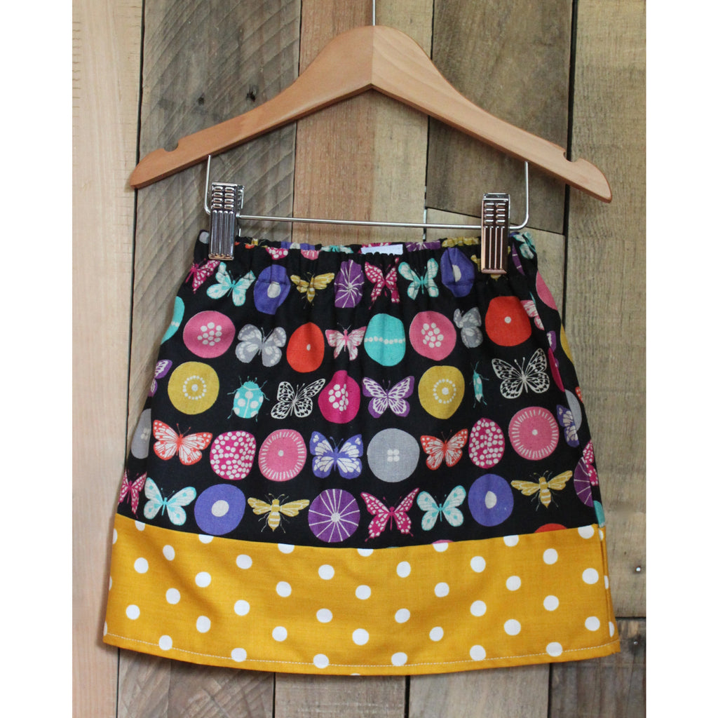Girls Flutterbug Skirt