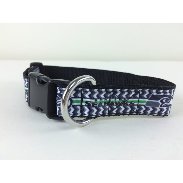 Seahawks Dog Collar - BabyLuxDesign