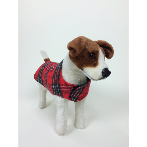 Camper Reversible Pup Coat