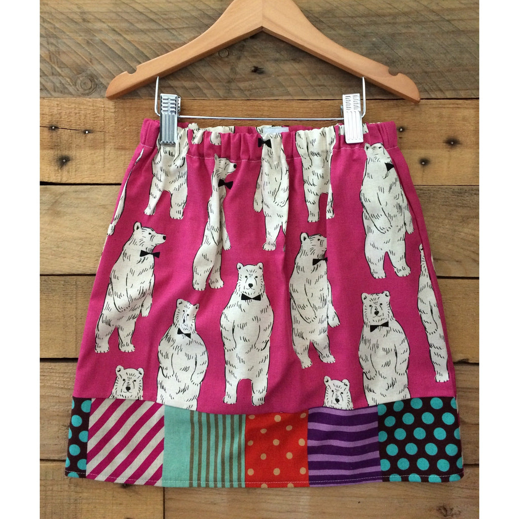 Trefel Bear Skirt - BabyLuxDesign