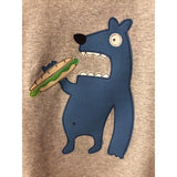 """Grubs"" Bear T-shirt - Baby Lux Design"