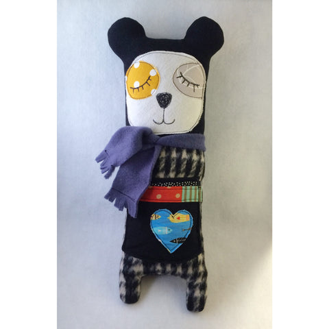 Chilly Bear - Baby Lux Design