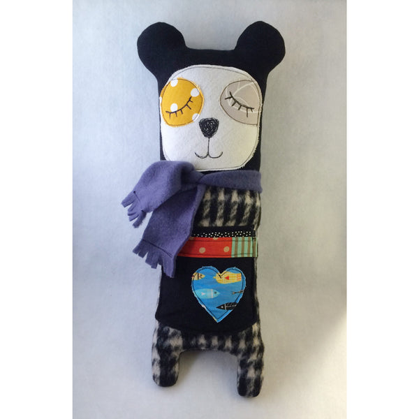 Chilly Bear - BabyLuxDesign