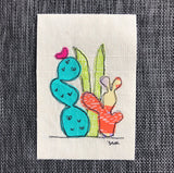 Cactus bloom - BabyLuxDesign