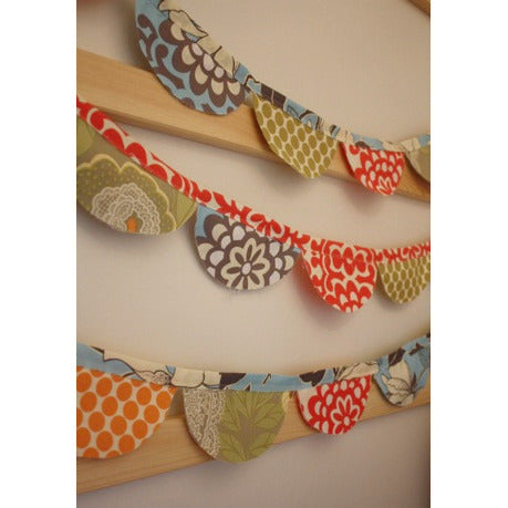Fabric Bunting - BabyLuxDesign