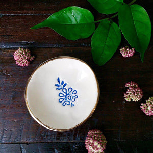 Lotus Trinket Bowl