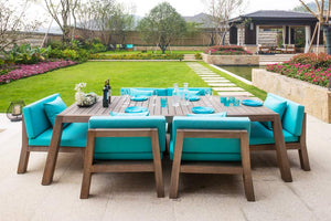3 tips on how to fit patio furniture in a small space