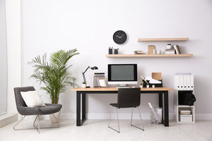 Stay motivated with these 4 home office decor ideas