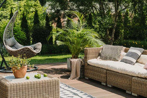 Warmer weather is here! How to spruce up your outdoor furniture