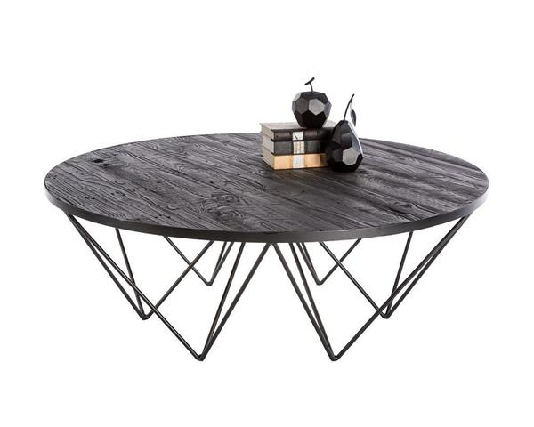 Ruffin Coffee Table - Round