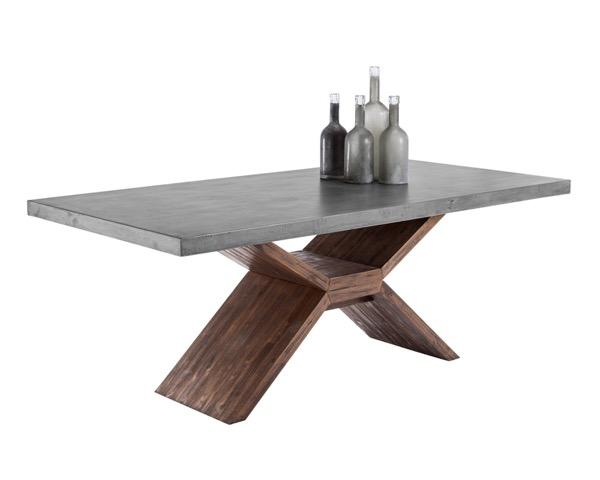 Picture of Vixen Dining Table - 79""