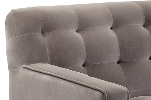 Alexandria Sofa - Giotto Grey