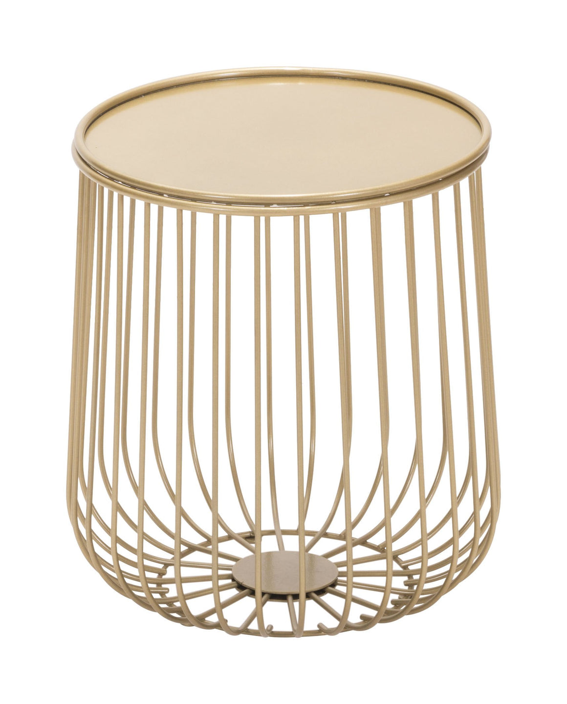 Gilbert Side Table Gold