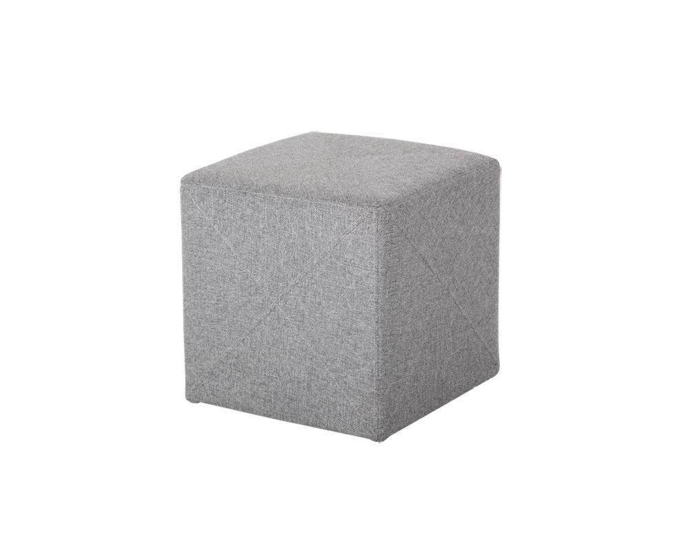 Picture of Jackson Ottoman - Light Grey