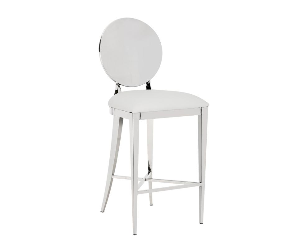 Picture of Marissa Counter Stool - White