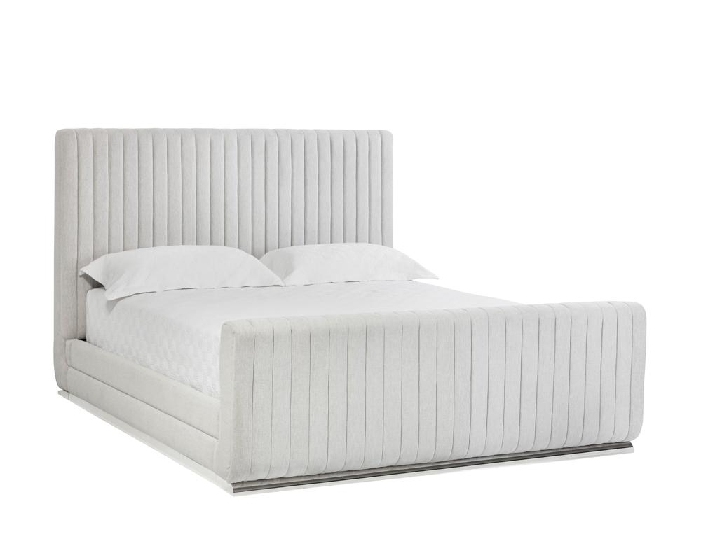 Picture of Hylan Bed - Queen - Hemingway Marble