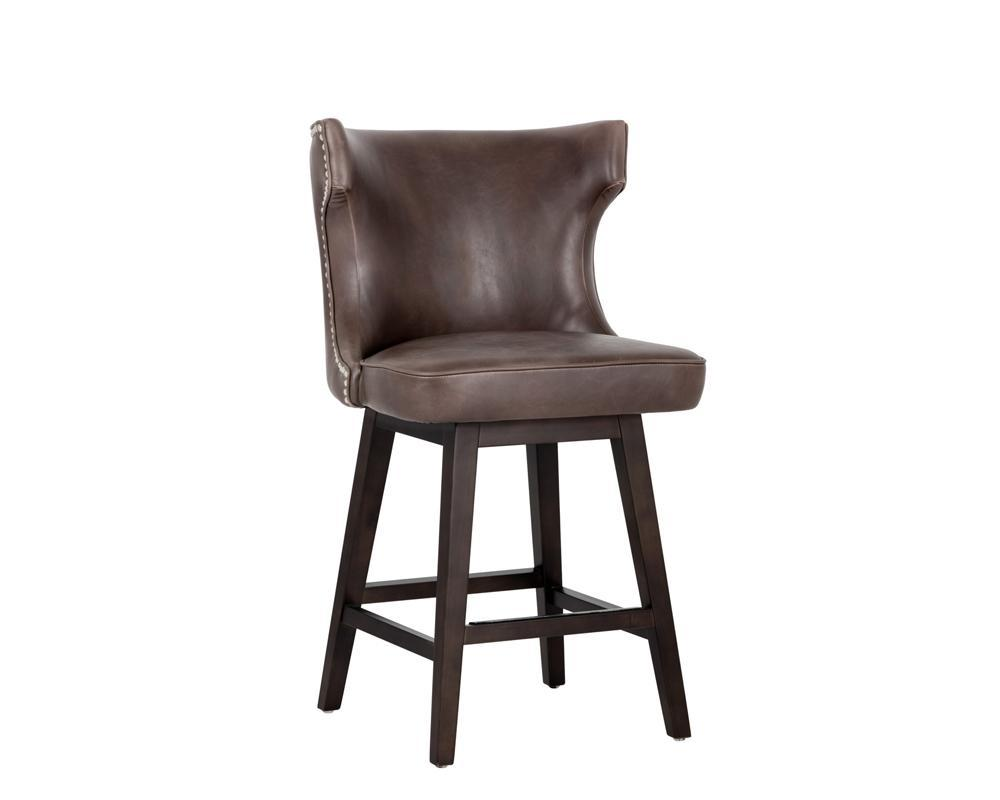 Neville Swivel Counter Stool