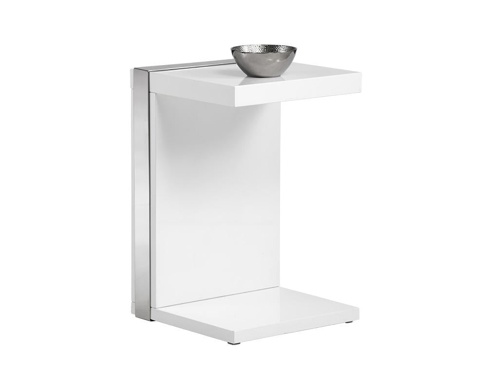 Picture of Ivy End Table - Stainless Steel