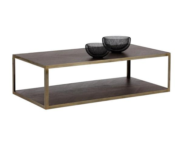 Mara Coffee Table - Rectangular