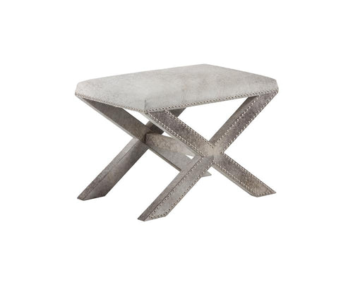 Whitney Stool - Grey