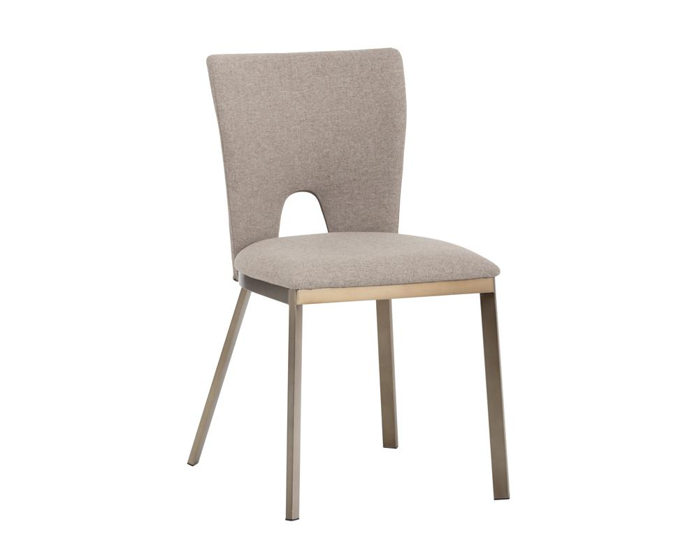 Picture of Reid Dining Chair - Biscotti Brown