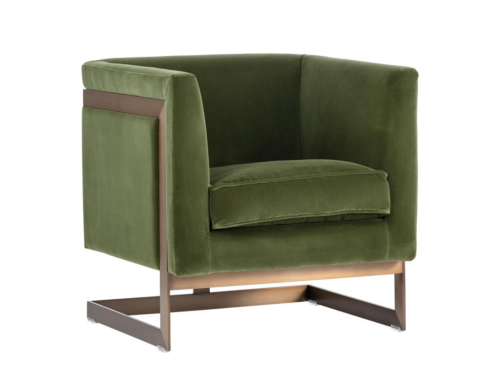 Picture of Soho Armchair - Fabric