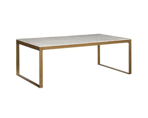 Evert Coffee Table - Low