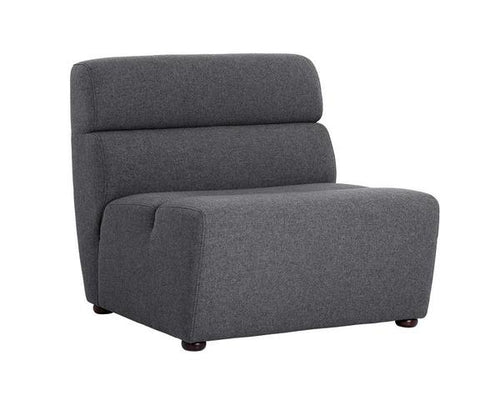 Cornell Modular - Armless Chair - Fabric