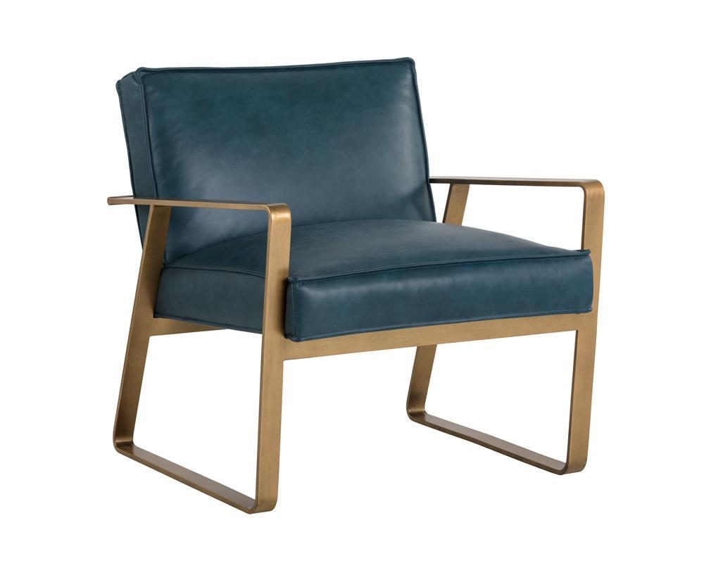 Picture of Kristoffer Lounge Chair - Leather