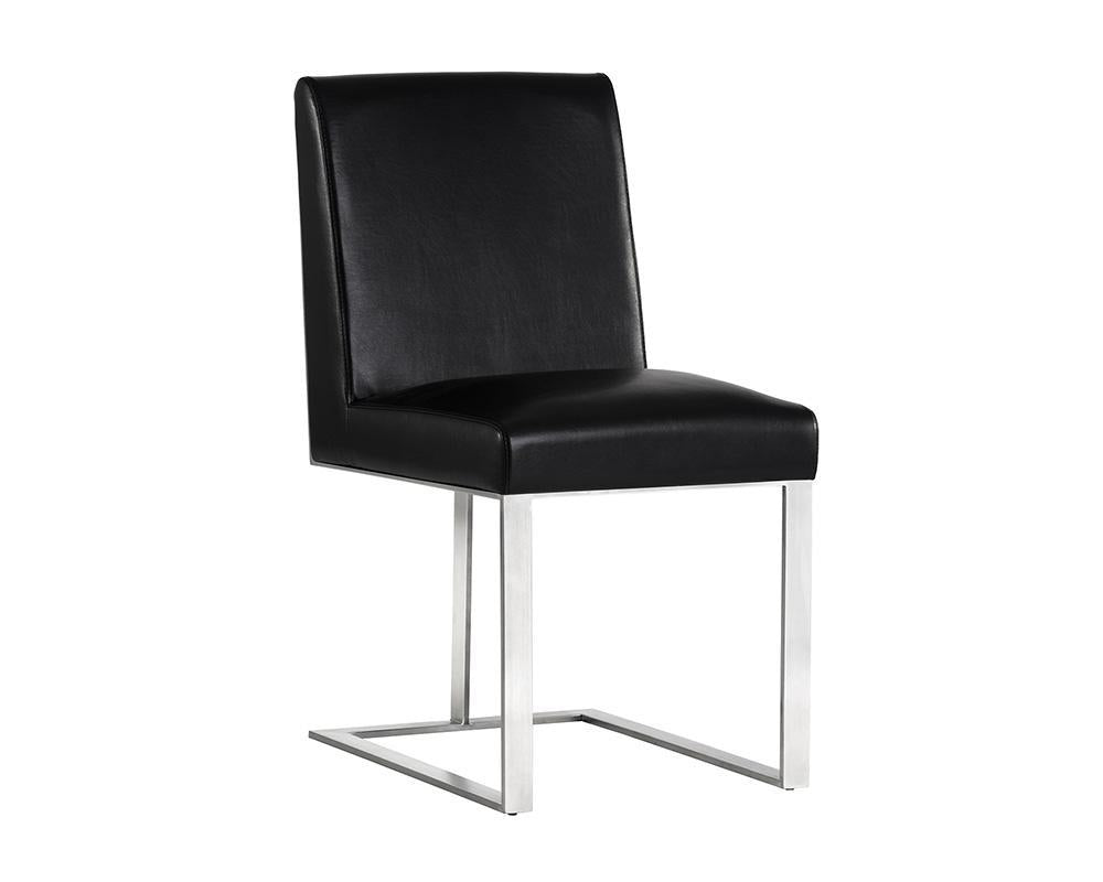 Picture of Dean Dining Chair - Stainless Steel