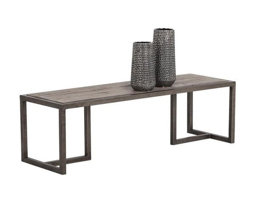 Hanson Coffee Table - Wood