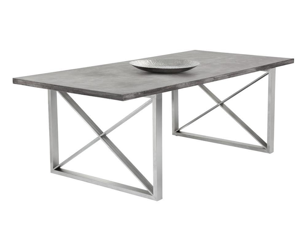 Picture of Catalan Dining Table - 82.5""