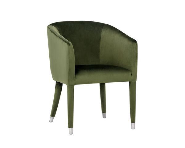 Picture of Marcus Armchair - Moss Green