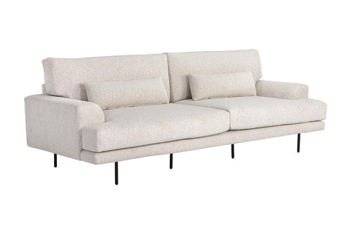 ABIGAIL SOFA - DOVE CREAM