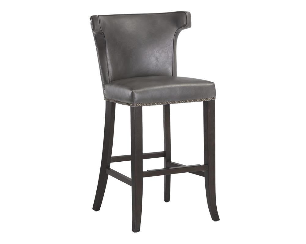 Picture of Murry Barstool - Overcast Grey