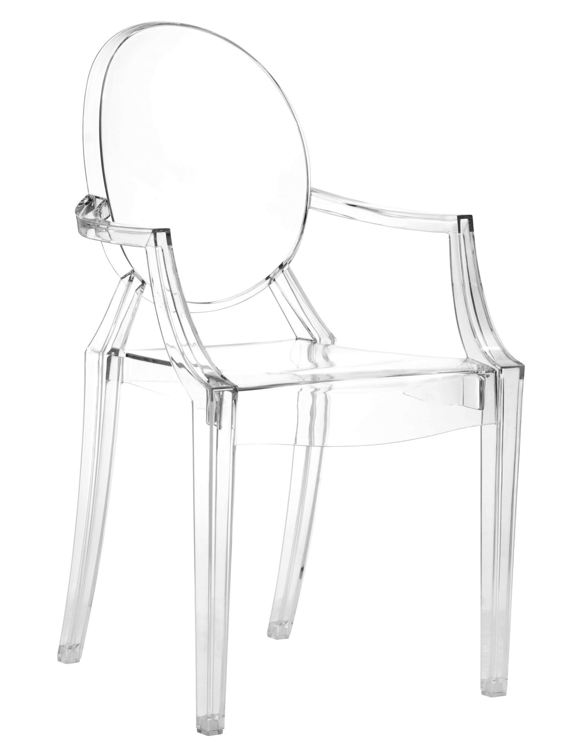 Anime Dining Chair Clear