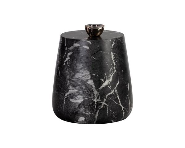 Picture of Aries Side Table - Marble Look